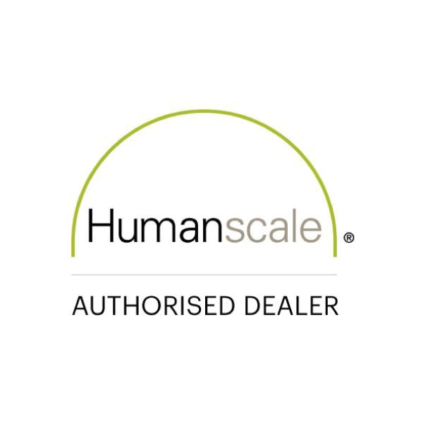 Humanscale M2 Monitor Arm Silver/Grey | Lockwoodhume.co.uk